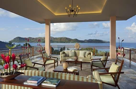 Where: SeychellesRemotely located in the Indian Ocean, Raffles Praslin Seychelles features 86 privat... - Raffles Praslin Seychelles