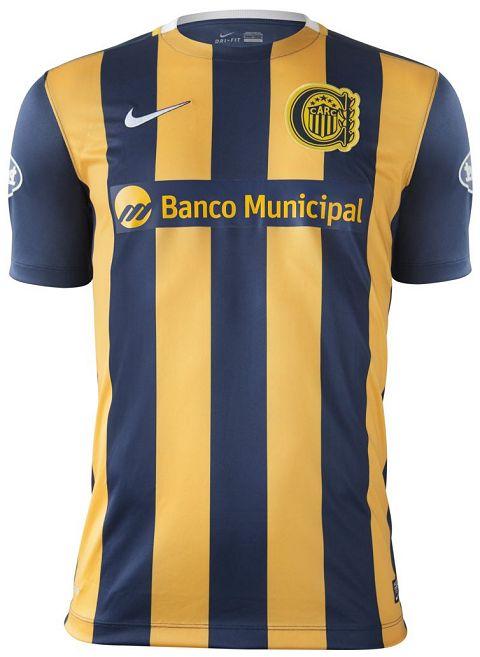 Camisas do Rosario Central serão Nike a partir de janeiro - http://colecaodecamisas.com/camisas-rosario-central-nike-temporada-2015/ #colecaodecamisas #Nike, #Olympikus, #Rosariocentral