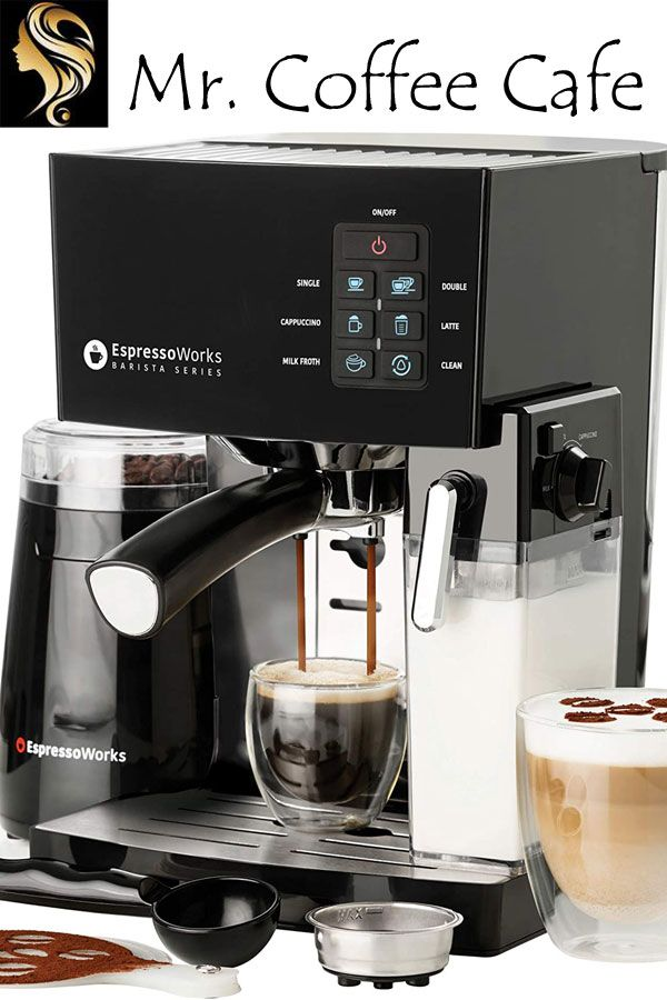 10 Pc All In One Barista Bundle Espresso Machine Cappuccino Maker In 2020 Espresso Machine Best Espresso Machine Espresso