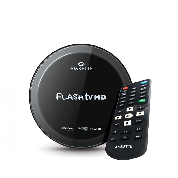 Flash TV HD 1080P + HDMI Cable Free (FDD258MM)  If you want to listen to songs, watch videos and image formats then Flash TV HD+HDMI cable is the apt product for you. You can enjoy high quality images with Dolby Digital surround sound. You do not have to go through the hassle of converting your video from one format to another. This product supports all formats. It also has other additional features like video preview mode, scanning media types and can easily transfer files