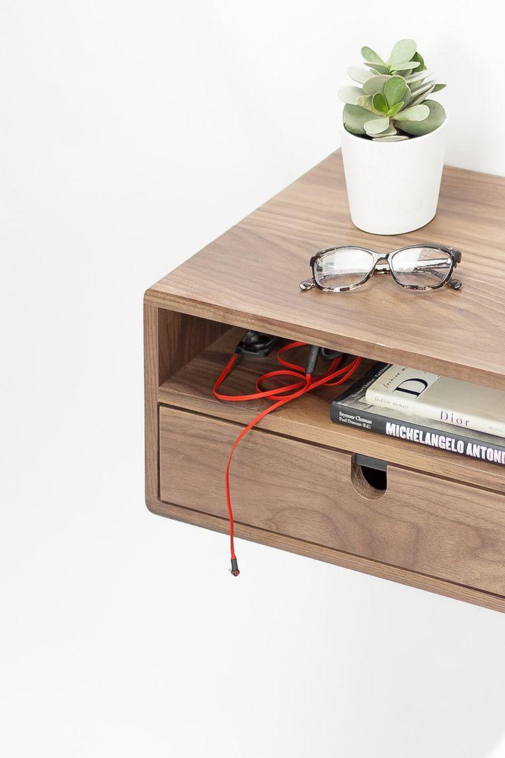 Best 25+ Floating Nightstand Ideas On Pinterest | Floating Headboard,  Headboard Ideas And Small Vacuum