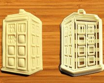 Doctor who Tardis Cookie Cutter $5.90