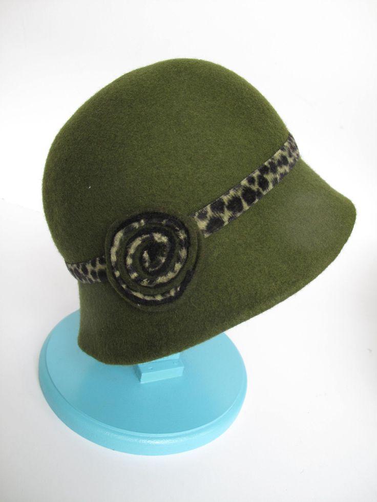 Cloche verde militar