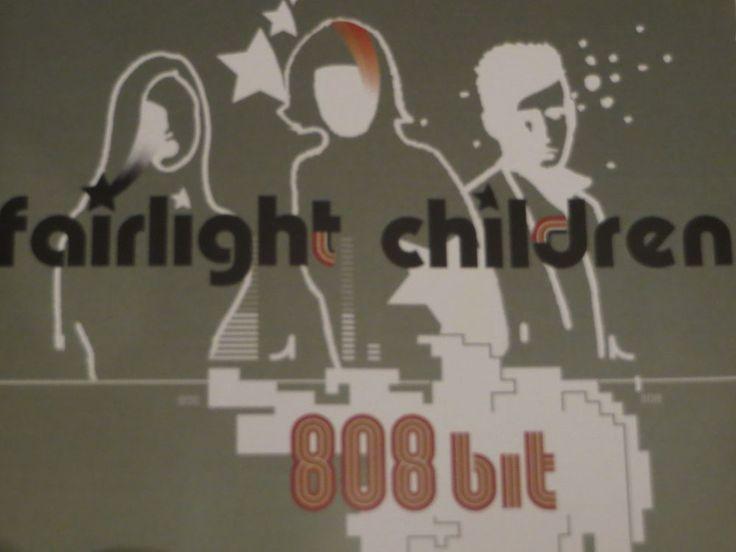 fairlight Children-808 bit CD (Apoptygma Berzerk,Stephan Groth)