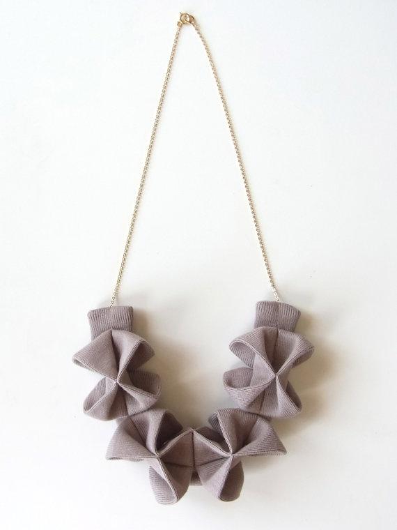 Origami Necklace- Homako $38.00