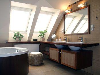 MAL-0470 - Brown Framed Mirror | Large Mirror | Bathroom Mirror | Custom Sized