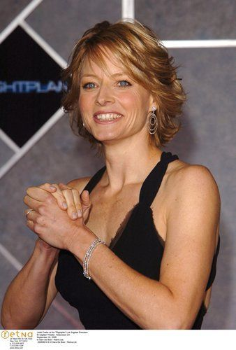 "Photo of Jodie for fans of Jodie Foster. ""Flightplan"" Los Angeles Premiere El Capitan Theater, Hollywood, CASeptember 19, 2005"