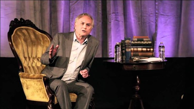 Something From Nothing - a conversation w/ Richard Dawkins & Lawrence Kr...