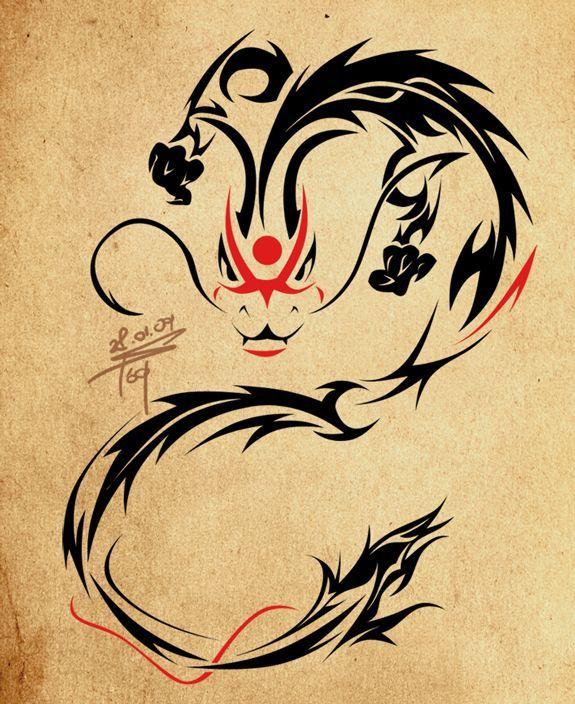 2017 trend Tattoo Trends - Dragon Tattoo...