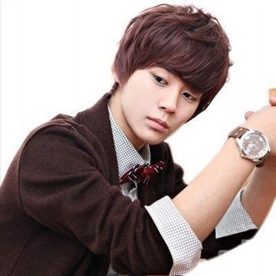 korean little boy hairstyle  google search  mens short