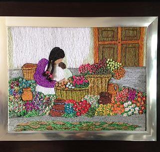 Escuela de artes manuales La Rueca | Tejidos