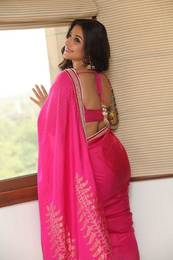vidya balan in saree - Google Search