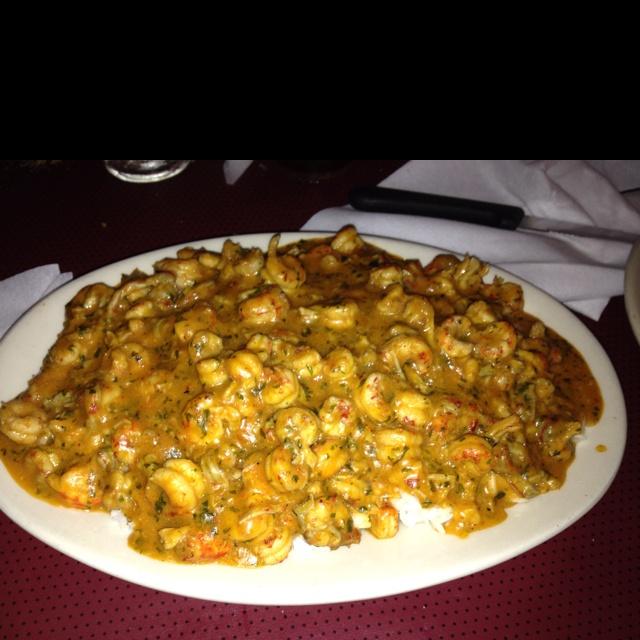 Cajun Food On Beale Street