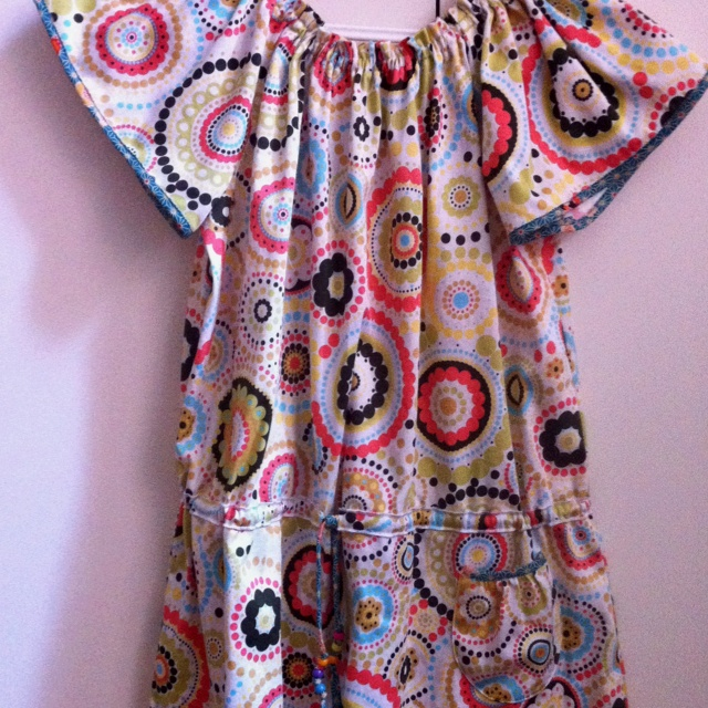 Summer cotton dress by Nedi