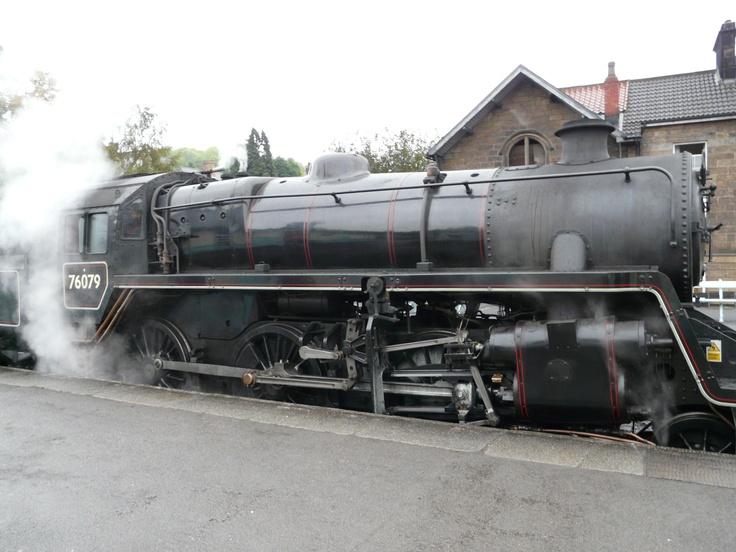 Train - Steam Engine