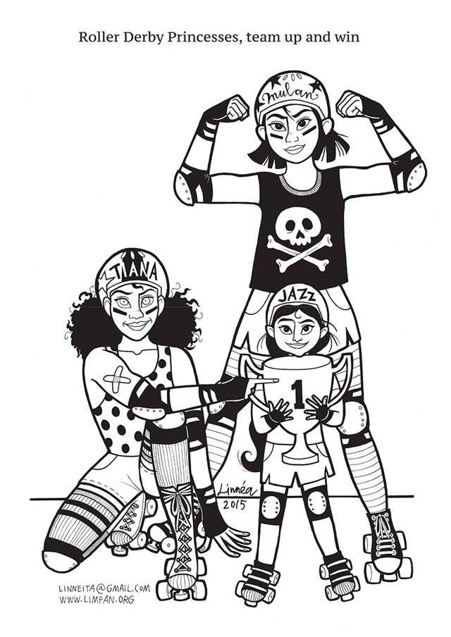 http://aplus.com/a/mom-creates-super-strong-princesses-coloring-book?utm_campaign=i2380