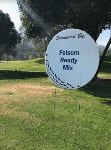 Folsom Ready Mix Double Foursome Sponsors for Boys & Girls Club Golf Tournament  Boys and Girls Club, Golf, Sponsorship, Folsom Ready Mix, Folsom, Ready Mix, Concrete