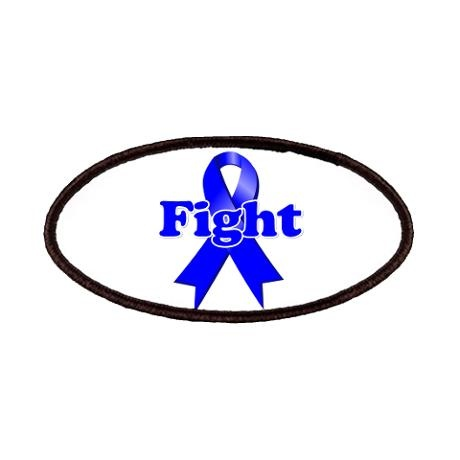 Fight Colon Cancer Patches