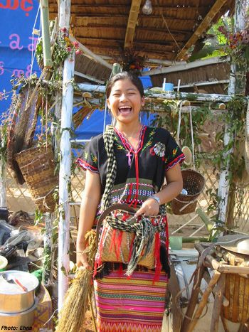 Karen People: Life in Picture Preserving Karen Culture