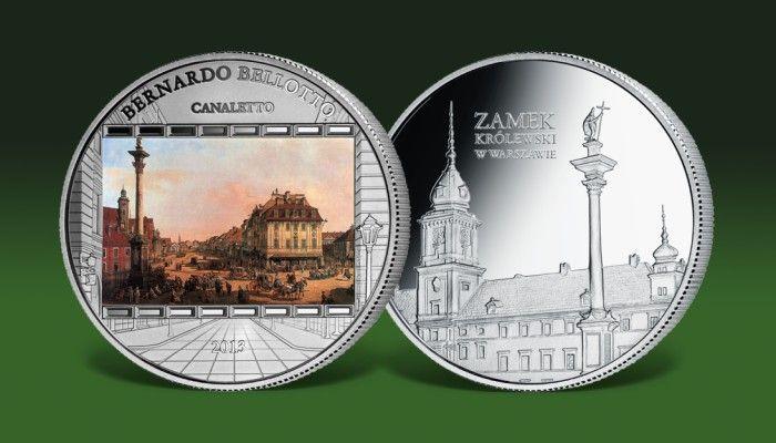 Canaletto – Krakowskie Przedmieście