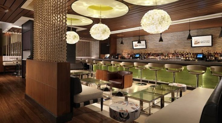 Image Detail For Modern Hospitality Interior Design Of Simon Restaurant And Lounge Las