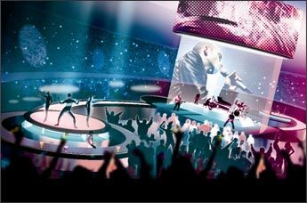 17 best ideas about concert stage design on pinterest concert stage design ideas - Concert Stage Design Ideas