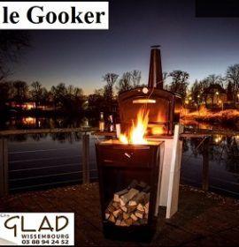 Ets Glad Energie, four grill gastronomique au feu de bois à Wissembourg (67)