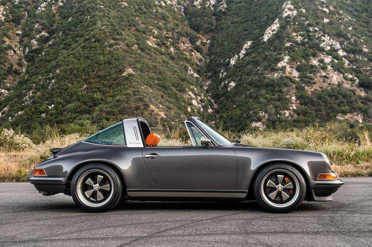 designbinge: Porsche 911 Targa restored by Singer