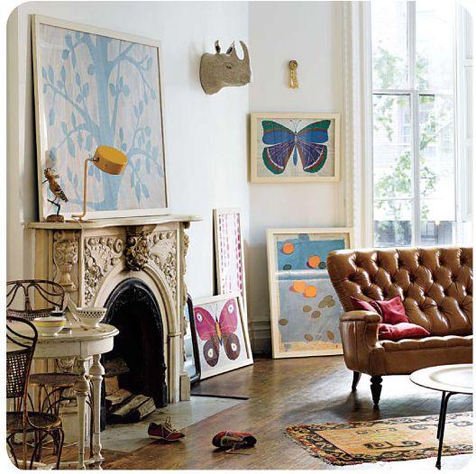 Anthropologie Interior Design