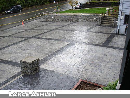 Concrete Driveway Finishes Perth