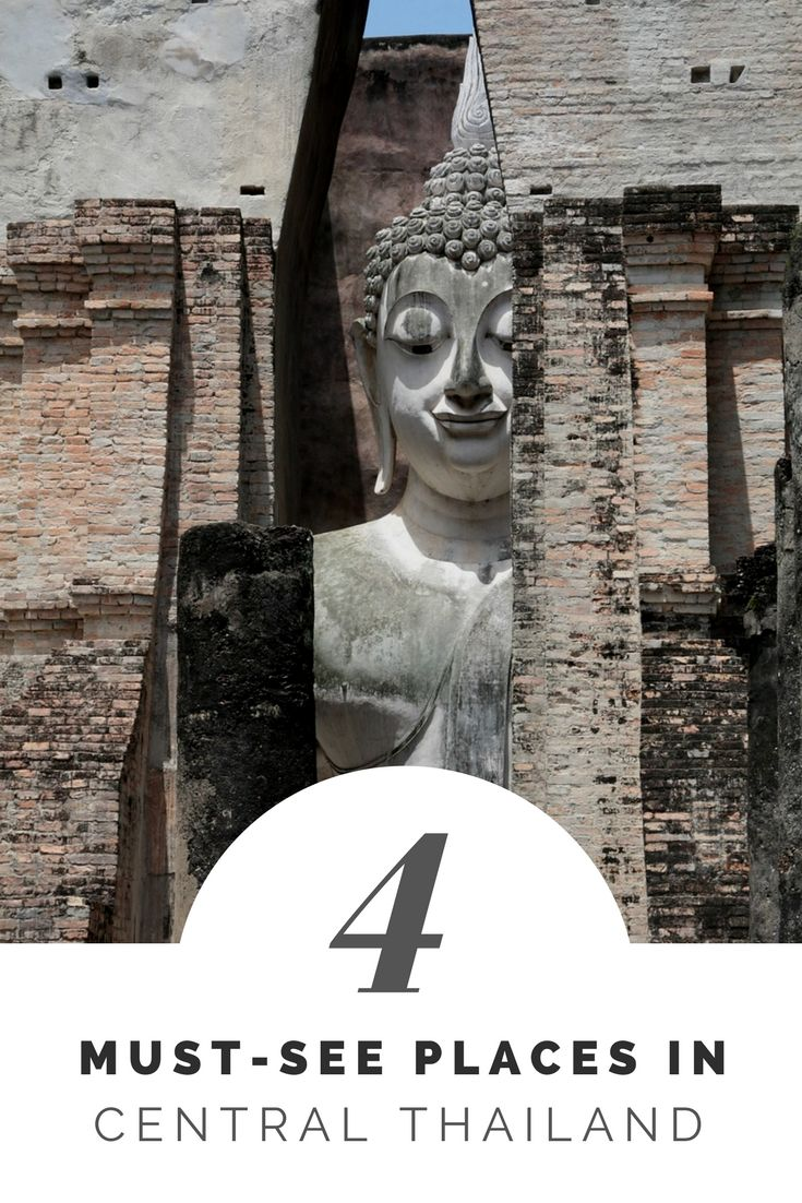 Headed to Thailand for a holiday? Don't miss Ayuthaya, Kanchanaburi, Lopburi and Sukhothai. This one week Thailand itinerary will give you everything you need -- accommodation, sites, food and more