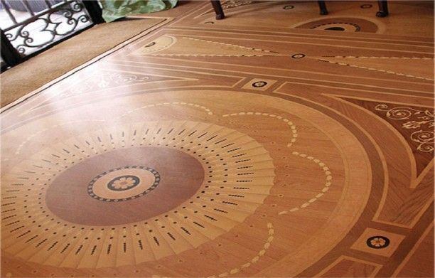 Wood Floor Patterns For Your Natural House: Luxury Tigerwood Floor Patterns  ~ Lanewstalk.com