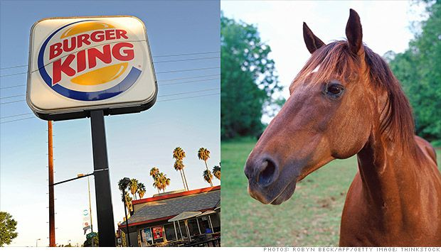 Burger King To DNA Test Its Beef After Food Processor Used Horse Meat ➤ http://tampa.cbslocal.com/2013/02/01/burger-king-to-dna-test-its-beef-after-food-processor-used-horse-meat - CBS Tampa Bay - 2013 02 03