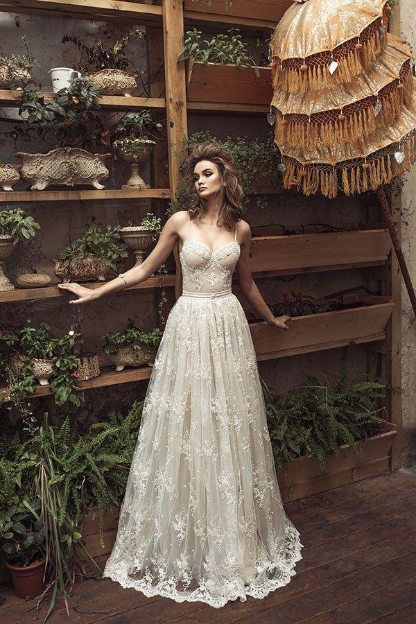 Romanzo Wedding Dresses 2017 by Julie Vino   Hi Miss Puff - Part 3
