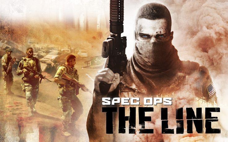 De mis favoritos Spec ops The Line