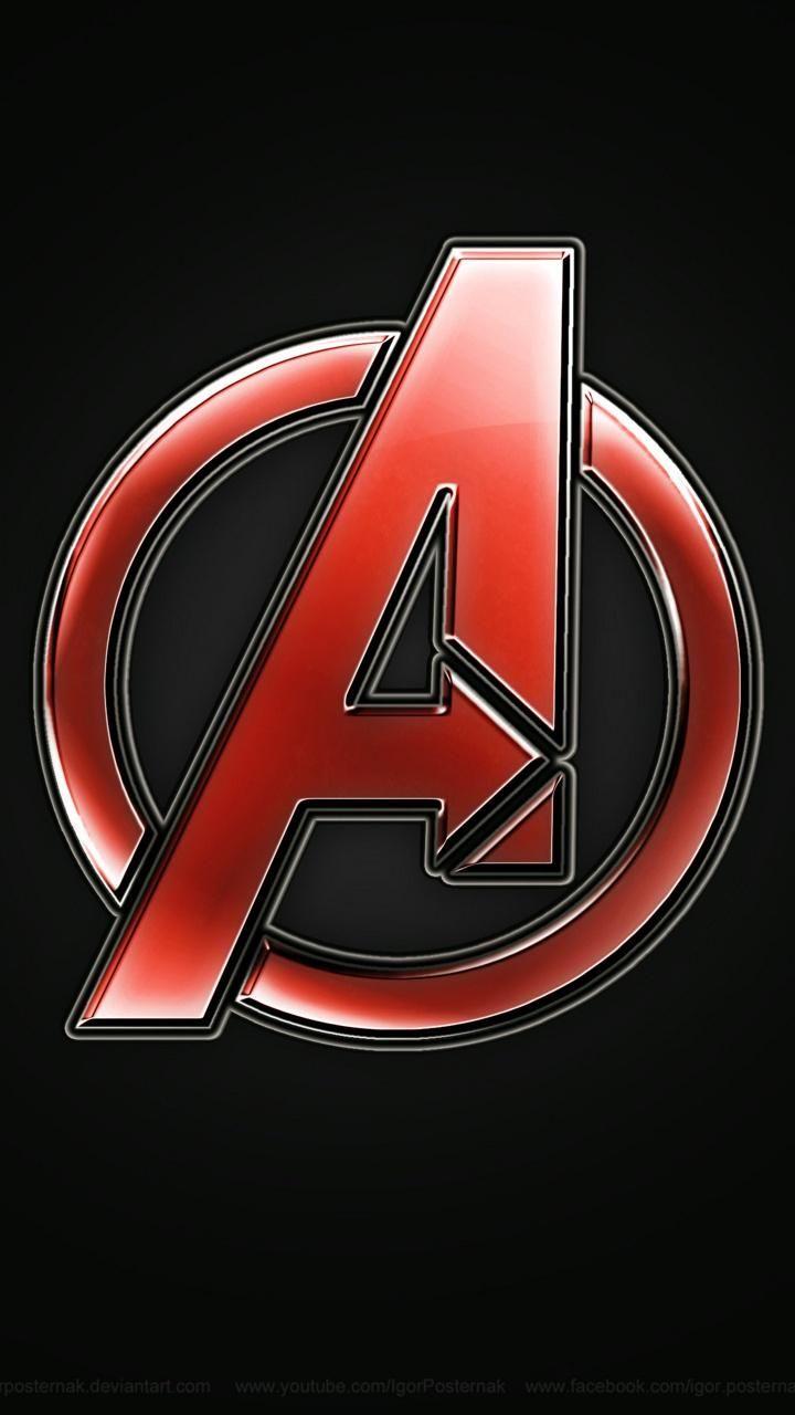 Avengers logo ideas for the house avengers avengers - Marvel android wallpaper hd ...