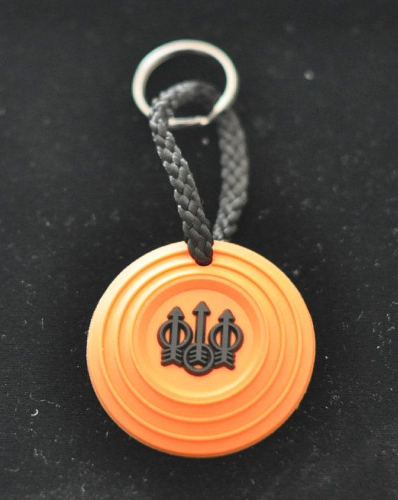 Beretta Sporting Clay Keychain Clay Pigeon Trap Shooting Skeet Shooting Dealer Promotional Item, $19.99
