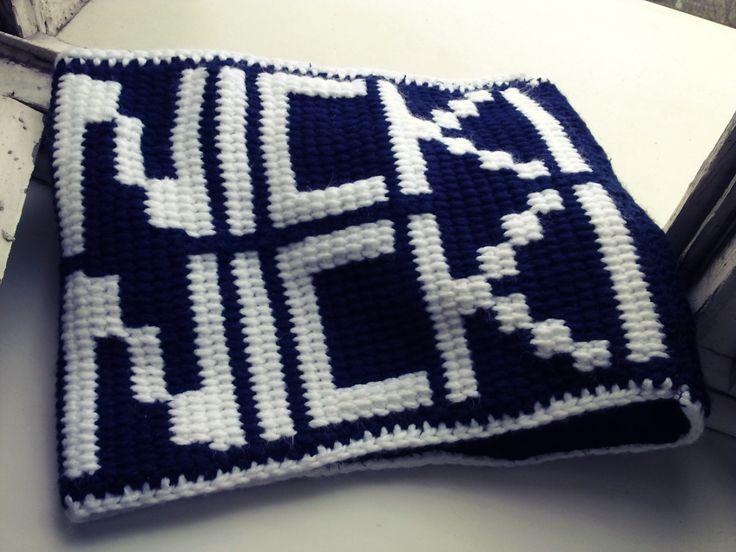 #tubular #scarf #handmade #gift #nickiminaj #nicki #minaj