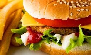 $6 Sonic burger&tots