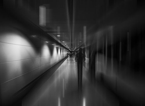 The Tunnel by Carmine Chiriaco'