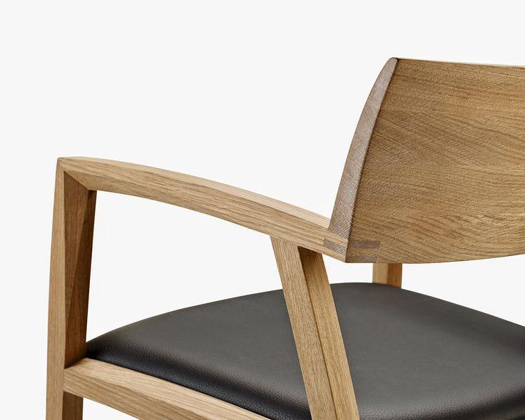 NAVER COLLECTION   GM326 CURVE Armchair   Design: Nissen & Gehl mdd