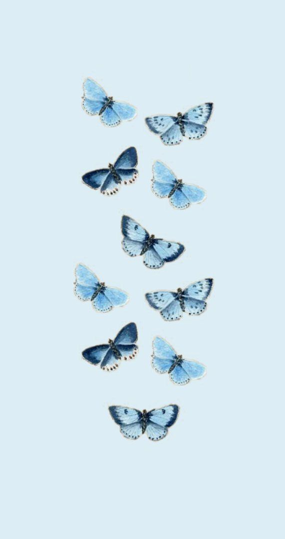 Christmas Drawing In 2020 Simple Iphone Wallpaper Butterfly Wallpaper Iphone Blue Wallpaper Iphone
