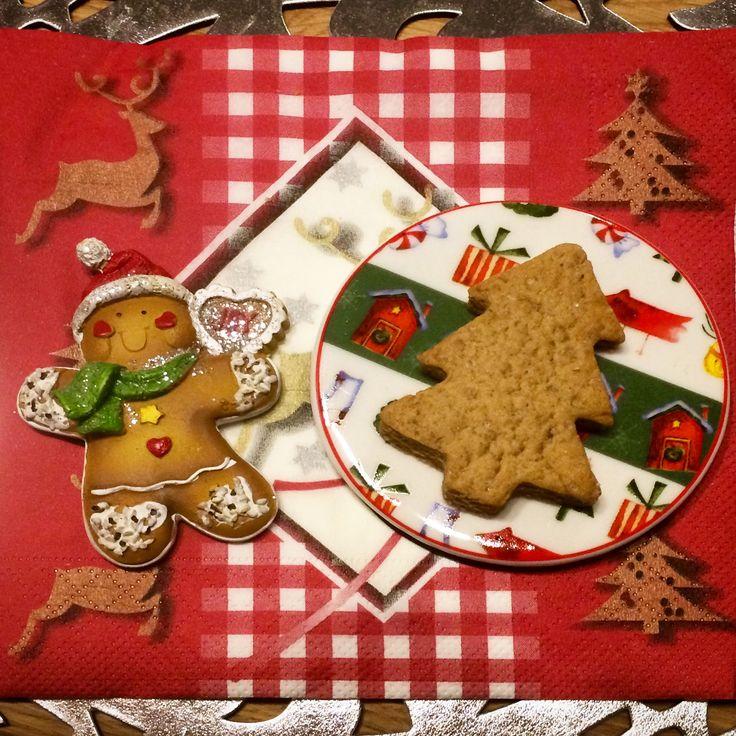 Biscotti allo sciroppo d'acero e cannella