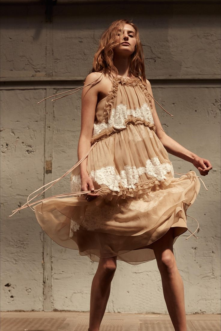 Chloé - Pre Spring 2016 - Shows - Vogue.it