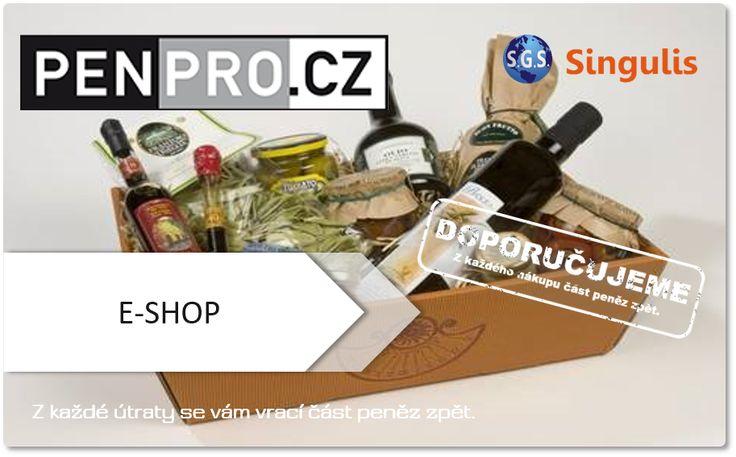 NOVÝ ONLINE PARTNER PRO CELOU ČR  PENPRO.CZ - E-SHOP  Reklama, tisk, polepy, dárky, vína, vlastní etikety.  http://www.singulis.cz/pages/obchodnik.aspx?cla_id=37508