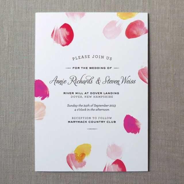 225 best Wedding Invitations images on Pinterest