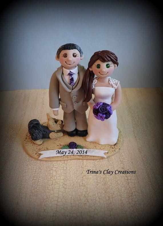Hey, I found this really awesome Etsy listing at https://www.etsy.com/listing/190869837/wedding-cake-topper-custom-wedding
