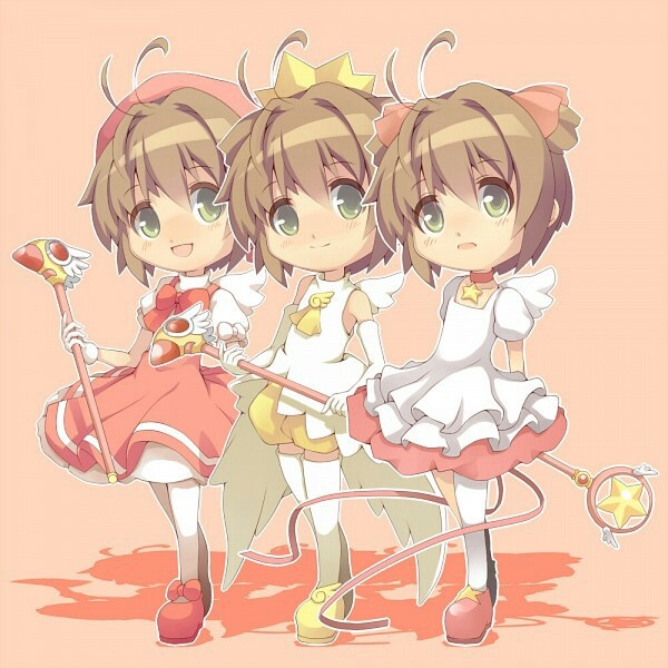 1000+ Images About Sakura Card Captor On Pinterest
