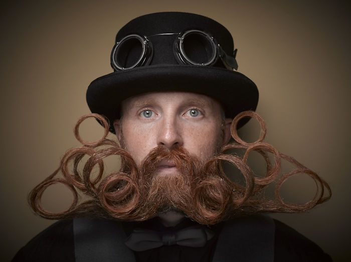 10+ Of The Most Epic Entries From The 2016 National Beard And Moustache…