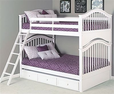 Ro With Twin Over Twin Bunk And Twin Size Bed